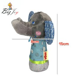 $enCountryForm.capitalKeyWord Australia - troller organizer 15cm*8cm Baby Rattles Mobiles Elephant Stick Birds Sound Toy ring bell Infant Baby Crib Stroller Toy 0+ month Plush New...