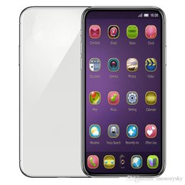 $enCountryForm.capitalKeyWord NZ - 5.8inch Goophone XS 1GBRAM 16GBROM MTK6580 Quad Core 8MP Face ID Wireless Charge Sealed Box Real 4G LTE Andriod Phone