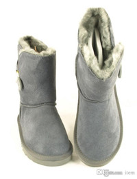 Snow Boot Waterproof Australia - boot New Classic boots Winter waterproof childrens warm winter girls boys kids snow boots 5991 Australian children snow boots shoes