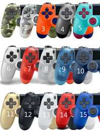 Station Wireless Controllers Australia - Sale Bluetooth Wireless PS4 Controller for PS4 Vibration Joystick Gamepad PS4 Game Controller for Sony Play Station