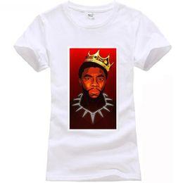 6068eebda26 Notorious B.I.G Black Panther HOT Black T shirt-in T-Shirts denim clothes  camiseta t shirt cat windbreaker Pug tshirt