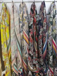 $enCountryForm.capitalKeyWord Australia - Newest Paisley Print Scarves Shawls 2019 Long Trendy Lurex Floral Fringe Wrap Scarf Hijab Muffler Beach 6 Color Hot Sale Free Shipping