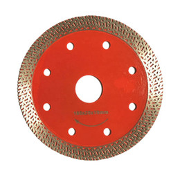 tile cutters Australia - Turbo Saw Blade for Porcelain and Ceramic Tile Cutting Blade Disc Cutter Diamond Disk China Professional Diamond Tools Supplier