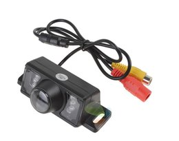 $enCountryForm.capitalKeyWord Australia - Factory Price Waterproof Car Rearview Rear View Camera For Vehicle Parking Reverse System With 7 IR Leds Night Vision