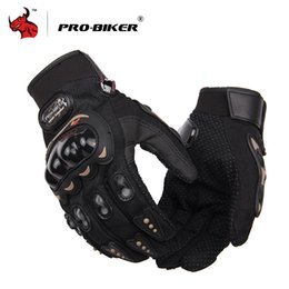 New Gloves motor cycle dirt pit trail bike A004-RED