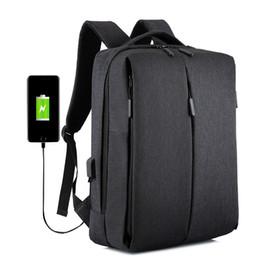 $enCountryForm.capitalKeyWord UK - Best Professional Men Business Backpack Travel Waterproof Slim Laptop Backpack School Bag Office Men Bag Leather