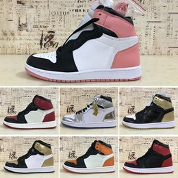 Discount spider shoes - 2019T New 1 OG Spider-Man Origin Story Mens Basketball Shoes Best Quality 2019 Chicago Crystal Men Sneakers Sport Shoes