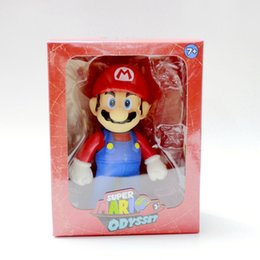 $enCountryForm.capitalKeyWord Australia - Action Figures Super Mario big chaos game Maria West Road hand mushroom people do 12CM cake decoration model collection