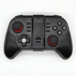 bluetooth mini joystick UK - Bluetooth Android Controller Wireless Joystick Gamepad For Iphone Game Controllers & Joysticks Game Accessories For PC Smart TV Mini Gaming