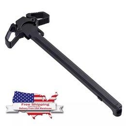 Funpowerland Tactical AR15 Parti Accessori M16 Billet Ricarica maniglie presa di fabbrica in Offerta