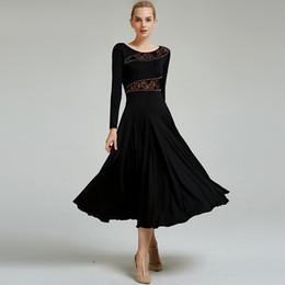 fd79583cd lace standard dance dresses woman ballroom dress dance wear woman flamenco  dress waltz flamenco costumes