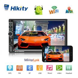 $enCountryForm.capitalKeyWord UK - Hikity Universal 2din Car Radio Android GPS Bluetooth 8802 Autoradio Stereo Mirrorlink Car Multimedia Player Rear View Camera