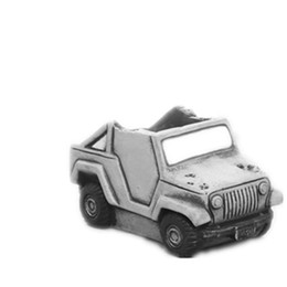 tool shaped molds NZ - Off-road Vehicles Shape Flowerpot Silicone Mold for Balcony Decoration Tools Desktop Ornament Planter Molds