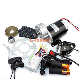 engine gearbox Australia - 24V36V48V 450W Electric Ricksha Engine Kit 3-wheel Bicycle Electric Motor kit DIY Electric Pedicab Brushed DC Motor With Gearbox