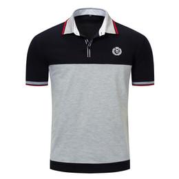 Polo Tees Tops Sports UK - Summer 100% Cotton Casual Polo Shirt for Male Short Sleeve Regular Baseball Sport Tops Tees Clothing
