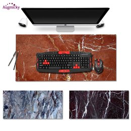 marbles games 2019 - Large Speed Game Mouse Pad Size 90X40Cm Laptop Marble stripe Gaming Mousepad Practical Office Desk Resting Surface Large