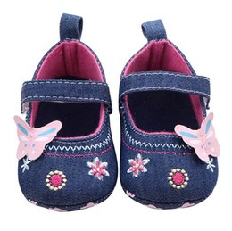 Wholesale good quality Fashion Baby Shoes Butterfly Soft Sole Toddler Shoes