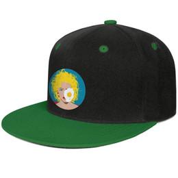 $enCountryForm.capitalKeyWord UK - Madonna Art Egg on Face Design Hip-Hop Caps Snapback Flat Brim Baseball Hats Holiday Adjustable