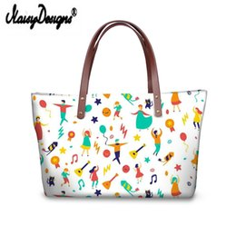 $enCountryForm.capitalKeyWord NZ - 2019 New Strictly Select Cartoon Printing Women Big Handbags For Ladies Messenger Bags Woman Casual Shoulder Tote Best Gifts