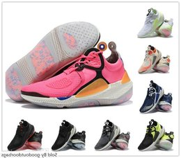cheap ladies sports shoes NZ - Newest CC3 Men Women Basketball Shoes Cheap Joyride NSW Setter Black Hyper Pink Mens Ladies Designer Sports Sneakers