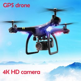 $enCountryForm.capitalKeyWord Australia - GPS DRON WIFI FPV With adjustable 720P 1080P 4K HD Camera or Real-time auto Follow Me drone 6Axis Altitude Hold RC Quadcopter