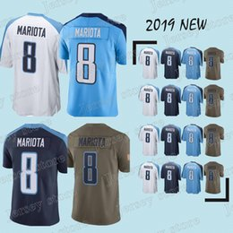 3a671e4a2 Marcus Mariota Jerseys UK - Tennessee jerseys Titan 29 Demarco Murray 8  Marcus Mariota 18 19