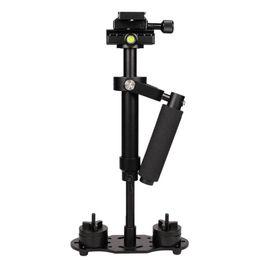 $enCountryForm.capitalKeyWord Australia - S40 Handheld Aluminum Alloy Video Stabilizer Mount for Phone DSLR DV Camera