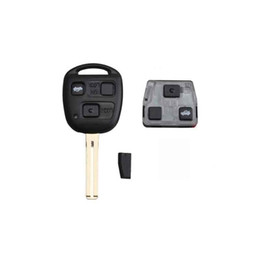 $enCountryForm.capitalKeyWord Australia - 315Mhz 3Buttons Car Remote Key Fob For LEXUS SC430 2002-2010 For LEXUS ES330 LS430 HYQ12BBT Original keys+4D67 Chip
