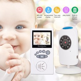 wireless cameras Australia - CYSINCOS Baby Monitor Wifi 2 Way Audio Smart Camera With Motion Detection Security IP Camera Wireless Baby
