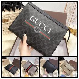 Ostrich Leather Clutch Bag Australia - Cheap Find Similar Luxury Designer Brand Women handbag leather brand Zipper Switch Letter Printing Clutch Bag Fashion Women's Wallet