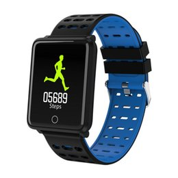 gps windows phone 2019 - New F3 smart watch 1.44 color screen heart rate blood pressure sleep monitoring exercise step IP68 health sports smart b