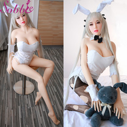 sex doll full body pussy NZ - Sobbie sex shop 165CM bunny girl sex dolls plump boobs sexy Buttocks fuckdoll for adults real love oral vagina pussy full body