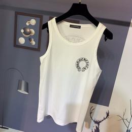 $enCountryForm.capitalKeyWord UK - Ladies summer clothing Women camisole t shirt for womens Sling vest Letter print design