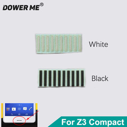 $enCountryForm.capitalKeyWord Australia - 2Pcs lot DowerMe Ear Speaker Dust Mesh Loudspeaker Dust Net For SONY Xperia Z3 Compact M55W Z3 Mini