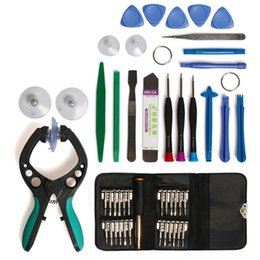 $enCountryForm.capitalKeyWord Australia - Smart Phone Repair Opening Screwdriver Set Tools for iPhone for iPad Samsung Cell Phone 48 in 1 Hand Kits