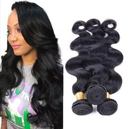 $enCountryForm.capitalKeyWord Australia - Pamina Hair Malaysian Body Wave Bundle 3 4 Pcs 8-30 Inches Human Hair Weave Bundles Remy Hair Extensions