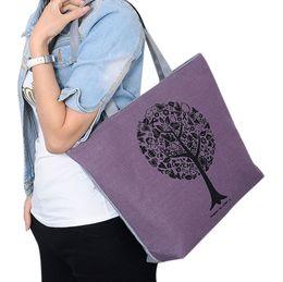 $enCountryForm.capitalKeyWord Australia - Sleeper #501 2019 NEW Fashion Cute Printing Women Canvas Bags Shoulder Bag Casual Handbag simple printed casual Free shipping