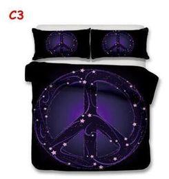 $enCountryForm.capitalKeyWord UK - HOT 3pcs Luxury Bedding Set Duvet Hippie Style Bed Cover Set King Sizes Back to School Duvet Cover Set Bedding Supplies 111