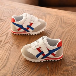 Year boYs casual shoes online shopping - 2019 to years old boys and girls sports shoes fashion baby casual shoes newborn soft first walk sneakers non slip toddler