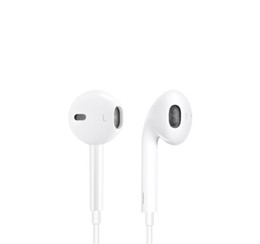 white noise ear plugs Australia - New Earphone With 3.5mm Plug In-ear Earphone Earbud Deeper Richer Bass Microphone For IP Android Smartphone