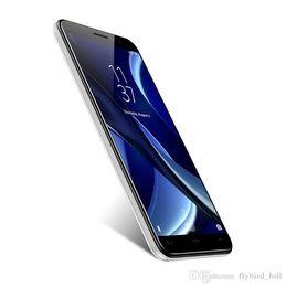 Gold Gp 18 Australia - Homtom S16 Android Smartphone 5.5 inch 18:9 Full Screen 2GB 16GB Mobile Phones MT6580 Quad Core 13MP 3000mAh Fingerprint Phone