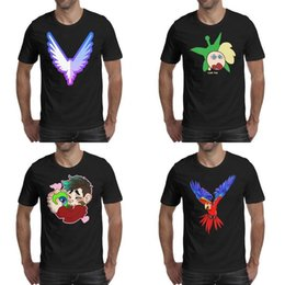 $enCountryForm.capitalKeyWord Australia - Mens printing Logan Paul Maverick Logo black t shirt Funny Slogan Friends Shirts American Cool Bird Cute Design Cartoon Art Sign