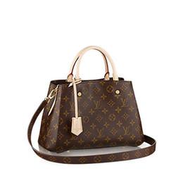 Louis Vuitton Brand New Shoulder Bag Leather Luxury Handbags Wallet High  Quality For Women Bag Designer Totes Messenger Bags Cross Body 172c0e33566d0