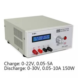 Saturn Electronics Australia - Battery Capacity Charge Discharge Tester 30V 5-10A 150W Electronic Load Mobile Power Head Test Online Computer Software EBC-A10H