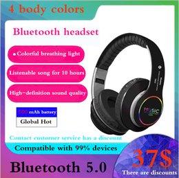 $enCountryForm.capitalKeyWord Australia - 2019 new hot music earpiece Bluetooth headphones 5.0 HiFi sound quality street wireless headphone 3D surround stereo gaming headset earphone