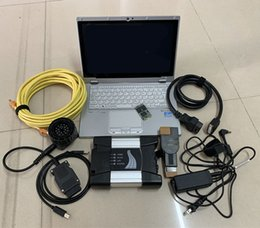 Use Laptops Australia - 2019 for bmw icom next obd full cables with laptop cf-ax2 isis newest expert mode 480gb mini ssd ready to use 64 bit win7