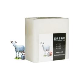 Skin milk bath online shopping - Goat Milk Charcoal Honey Handmade Soap Oil Control Moisturizing Fruit Essential Oil Skin Care Cleansing Bath Soap New