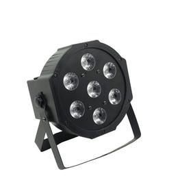 $enCountryForm.capitalKeyWord UK - Wireless Remote Control LED Full Color Par Light 7x1W RGBW 4IN1 Stage Lighting Bar KTV Wedding Wash Light 7 DMX Channels