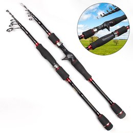 lure types 2019 - 1.98M 2.1M 2.4M 2.7M Lure Fishing Rod Spinning Casting Type Anti-scratch Paint Carbon Rod MC889 discount lure types