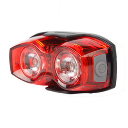 Discount moutain bikes - Safety Warning Headlight Led Bicycle Taillight 1000 m Cycling Light Moutain Road Bike Rear Saddle Lamp 3 Models